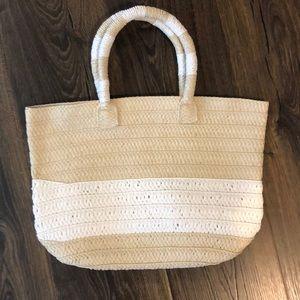 Altru straw handbag